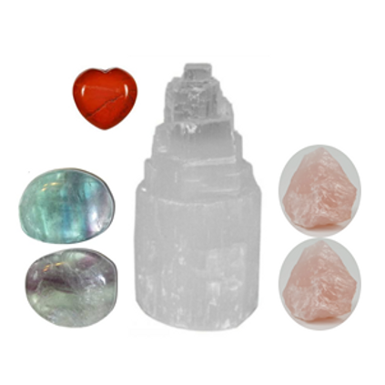 Home Love & Harmony Kit - Stones only