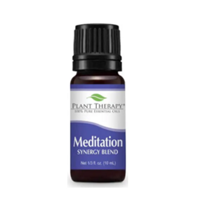 Meditation Synergy Essential Oil Blend from Plant Therapy - 10ml