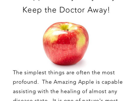 The Amazing Apple!