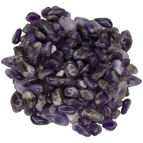 Amethyst - small polished stones - single or sets