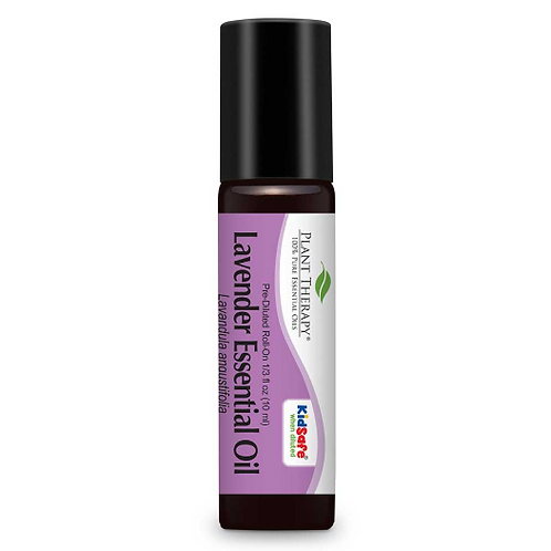 Lavender Essential Oil Roll-on from Plant Therapy - 10ml