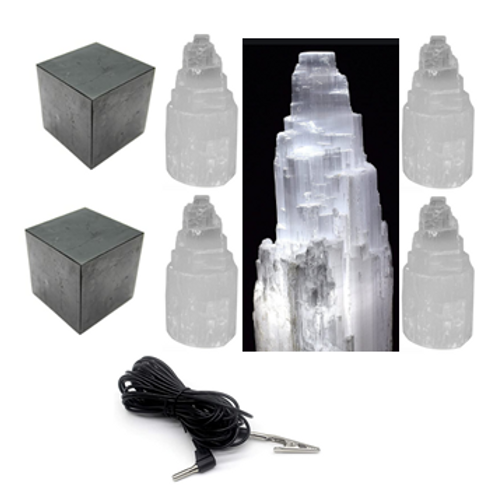 Home Energy Clearing Kit - Stones only