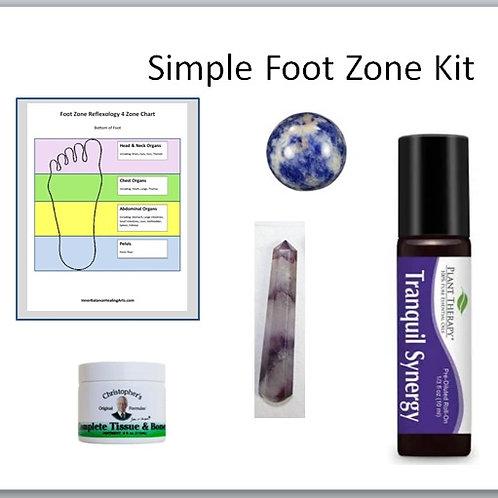 Simple Foot Zone Kit