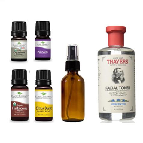 Energy Medicine Kit - Essential Oils only