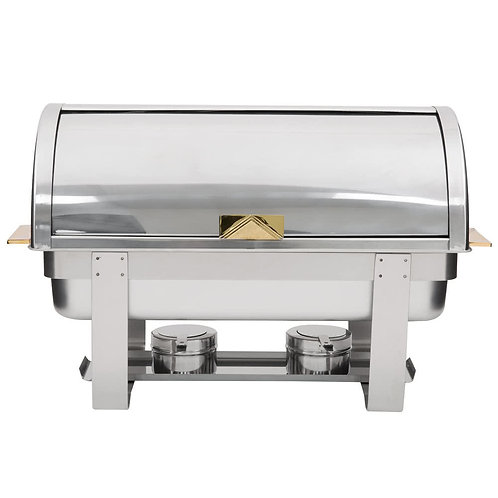 Chafing Dish- Large Roll Back