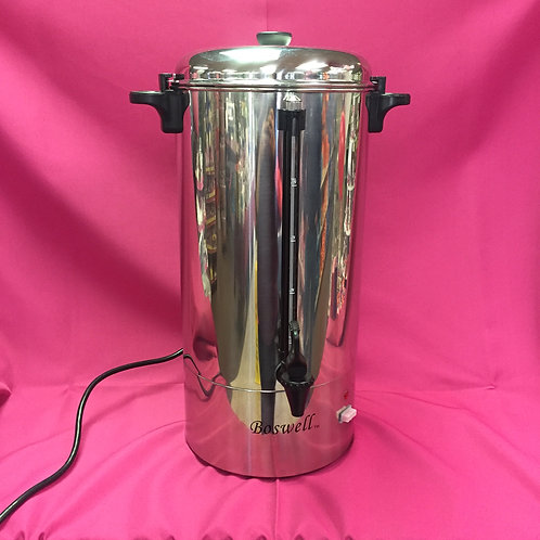 Coffee Maker- New 100 Cup