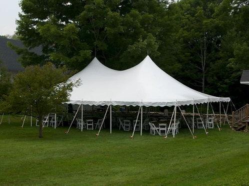 30x45 Pole Tent