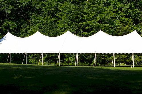 30x90 Pole Tent