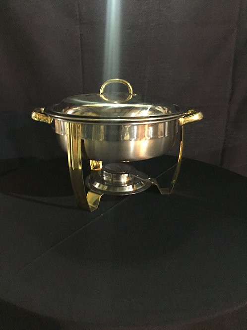 Chafing Dish- Large Round