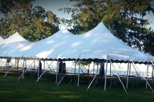 30x120 Pole Tent