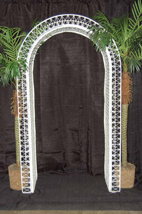 Arch White Wicker (Small or Large)