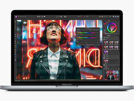Apple upgraded its 13-inch MacBook Pro with Magic Keyboard, Double storage