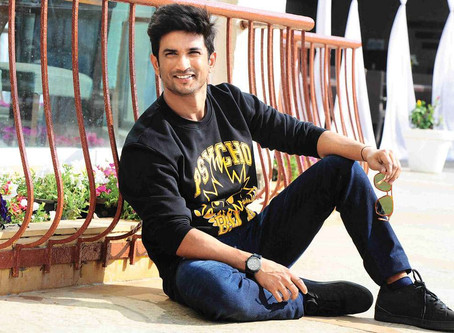 Bollywood actor Sushant Singh Rajput commits suicide.