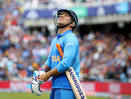 M.S. Dhoni: The legendary cricketer and captain retires!