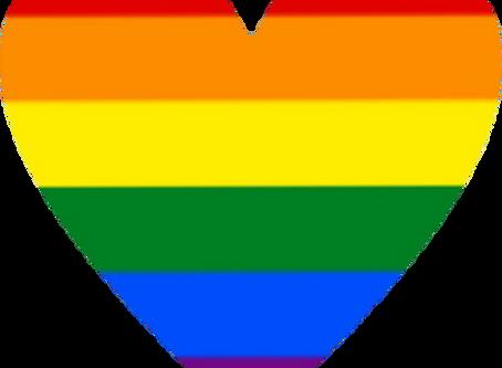 Celebrate colorful June - Global Pride Month