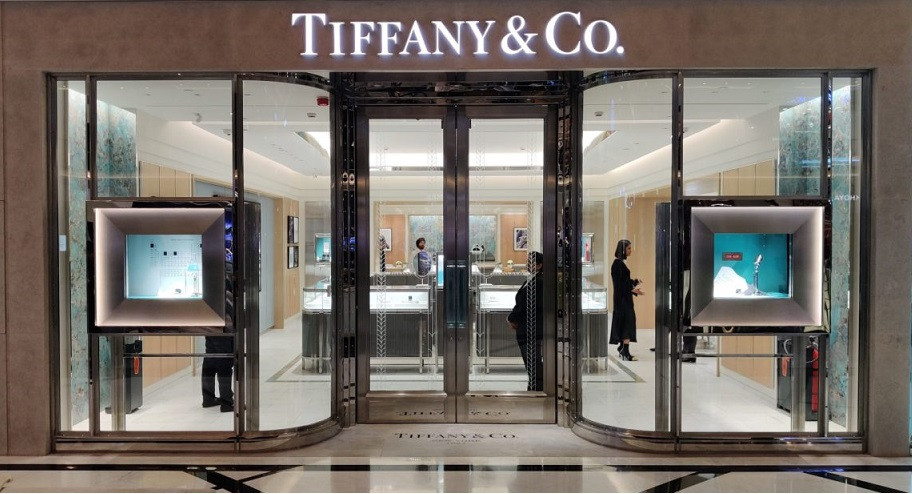 Tiffany & Co. at in India