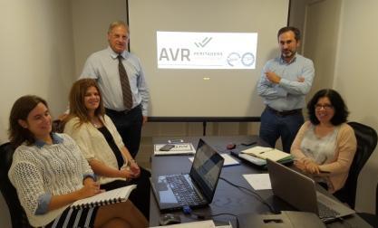 Certificação ISO 9001:2015 na AVR