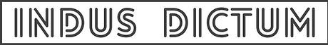 Logo_Indus Dictum_Broad Rectangle_White
