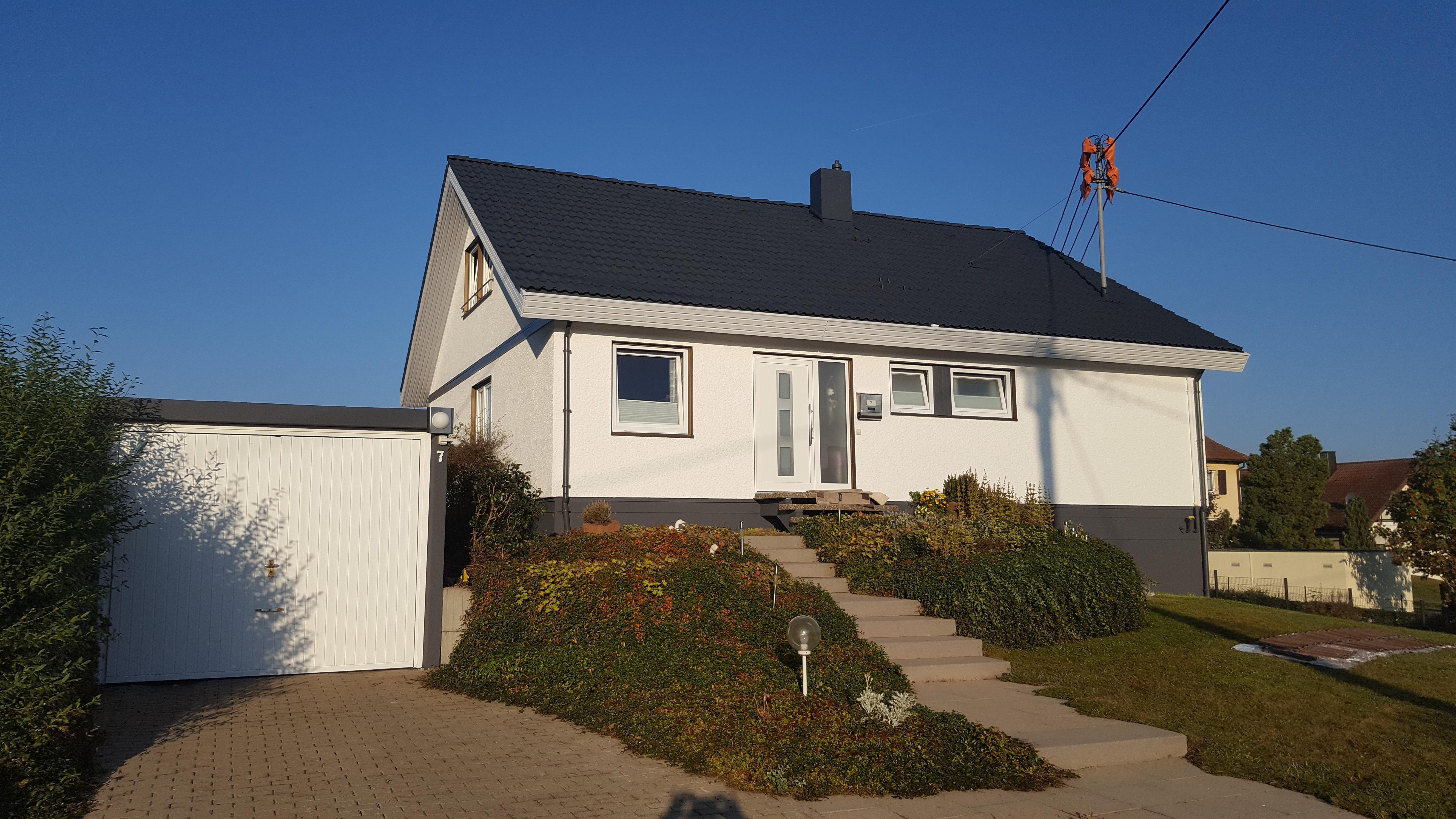 Dachbeschichtung/ Fassade