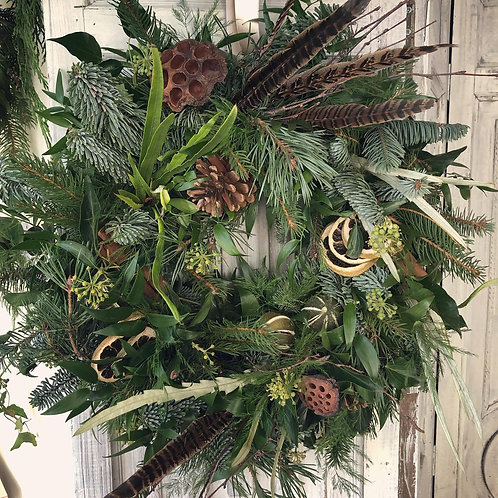 Festive Wreath Kits