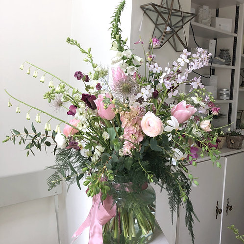 Beautiful Bouquet in a Vase