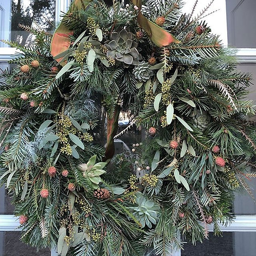 Luxury Festive Wreath
