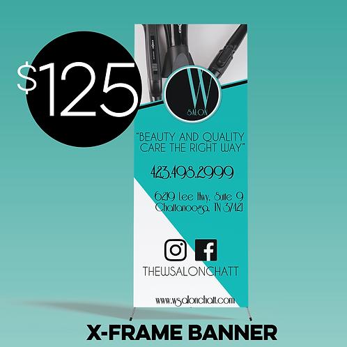 X-Frame Banner