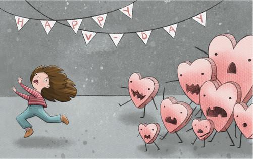 Scary Hearts