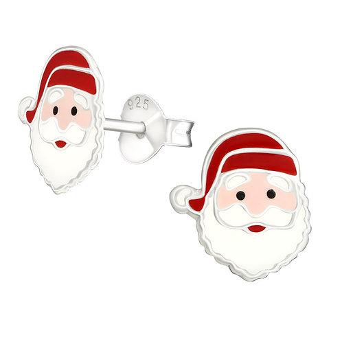 Father Christmas Studs