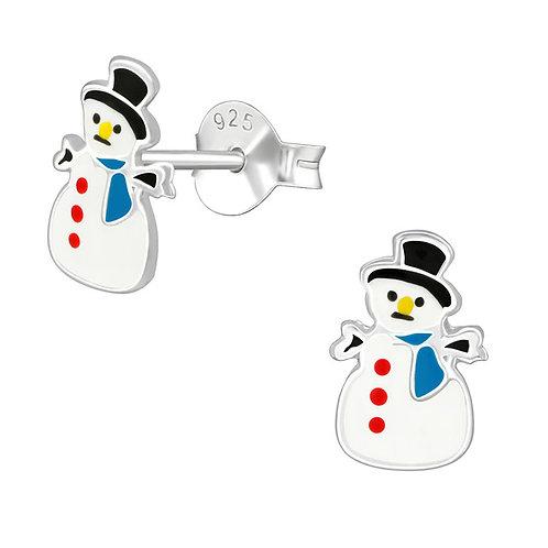 Snowman Studs