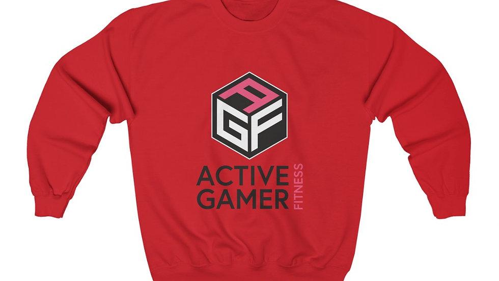 AGF Unisex Crewneck Sweatshirt- front print