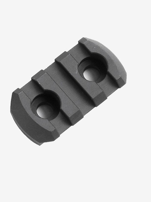 Magpul Aluminum 3-Slot Rail Section