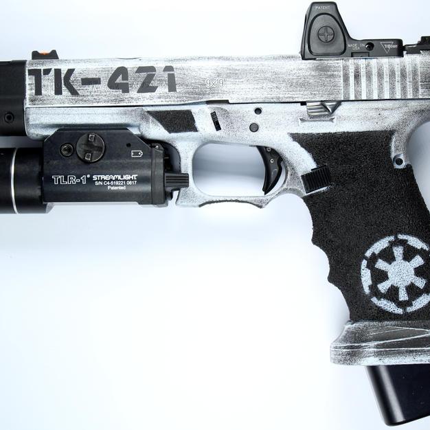 Starwars Gun