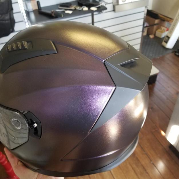 Gun Candy Motorcycle Helmet