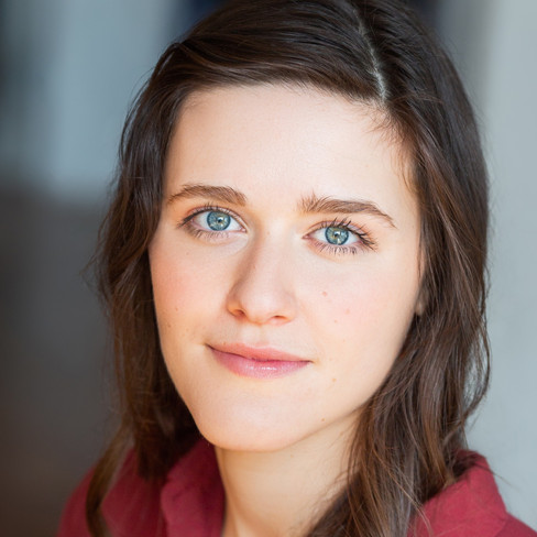 Dramatic Headshot, Abigail Hendricks