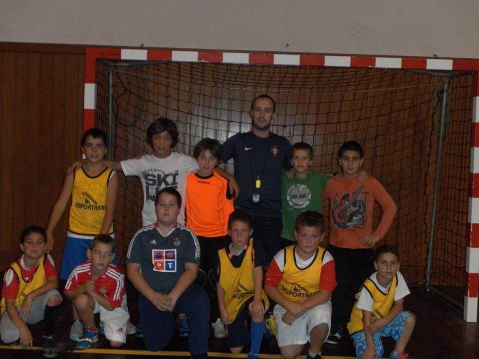 Escolinhas de Futsal