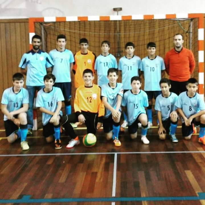 Iniciados de Futsal