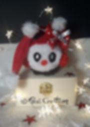 weihnachts plüschtier