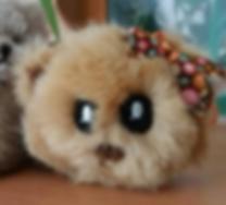teddy plushie