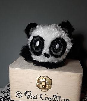 panda plüschtier