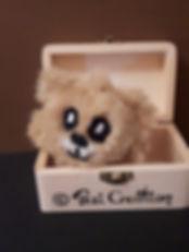 teddybear plushie