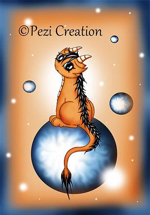 Dragon on Planet