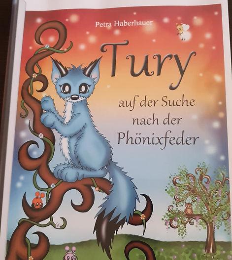 Manuskript / Tury Bilderbuch