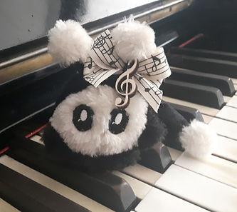 musik plüschtier