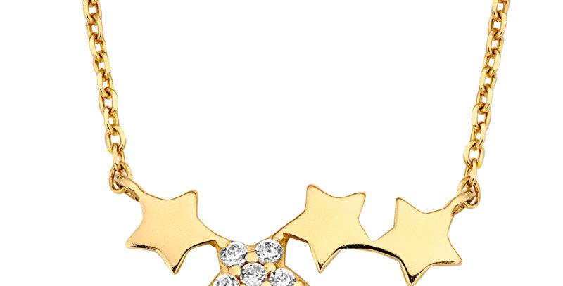 Kette Kaja 585 Gelbgold