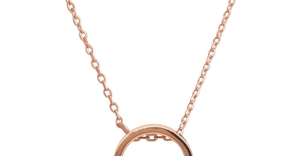 Kette Emilia 925 Sterling Silber rosévergoldet