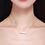 Thumbnail: Kette Agneta 925 Sterling Silber Swarovski