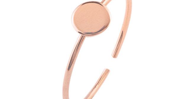 Ring Freya 925 Sterling Silber rosévergoldet