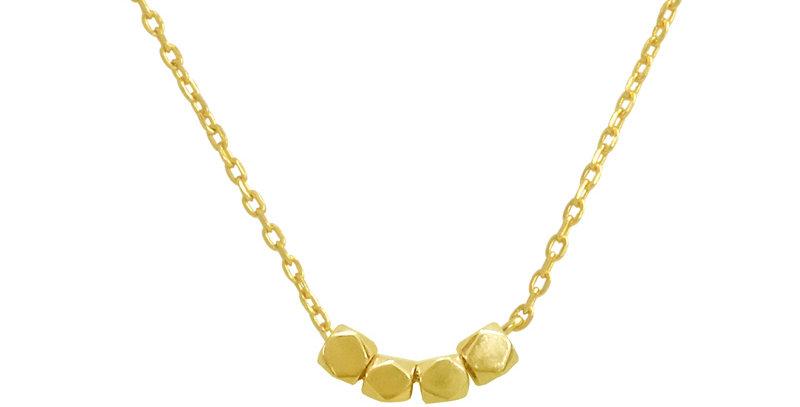 Kette Hanna 925 Sterling Silber vergoldet