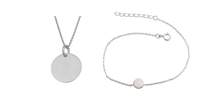 Geschenkset Freya 925 Sterling Silber